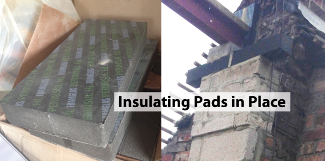 special-insulating-pads